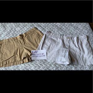 Gap shorts size 14. $5 each